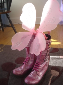 My Fairy Boots